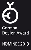 German Design Award Nominee 2013